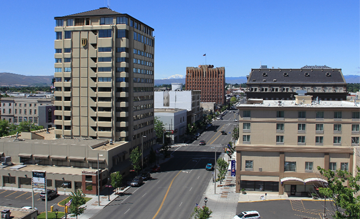 City of Yakima Downtown