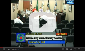 City of Yakima Photo Videos
