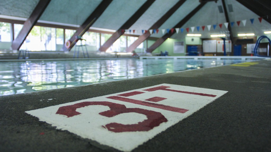 Lions Pool is closed for annual maintenance work which will include draining and painting the inside of the pool.