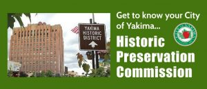 Yakima's Historic Preservation Commission