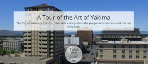 Map of the Month - Yakima Art Tour