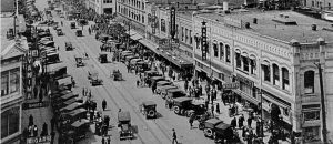 Vintage Yakima - Downtown in 1918