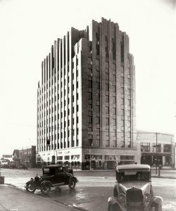Larson Building, Downtown Yakima
