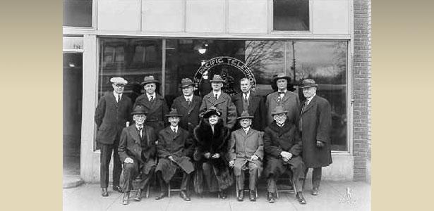 Historic Business Photo